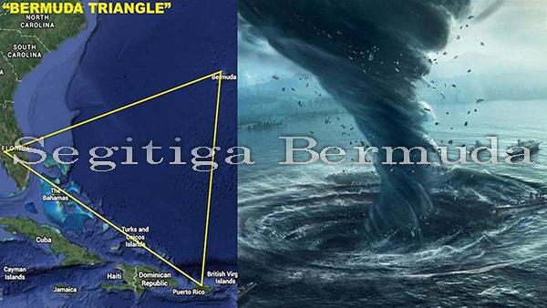 Apa Itu Fenomena Segitiga Bermuda