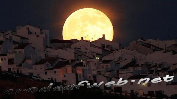 Dampak Fenomena Alam Pada Bulan Purnama di Bumi