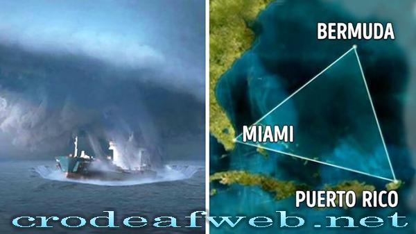 Fakta Menarik Fenomena Segitiga Bermuda